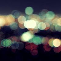 los angeles la nuit photo