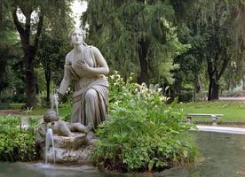 pincio, rome photo