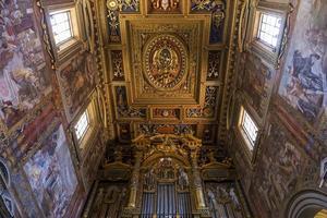 archbasilica de saint john lateran, rome, italie photo