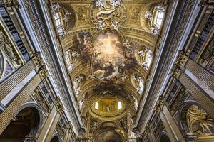 église du gesu, rome, italie photo