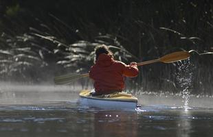 kayak de mer photo