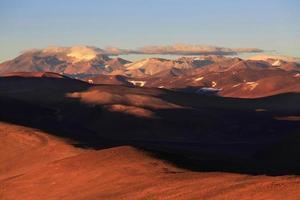 plateau de montagne puna, nord de l'argentine photo