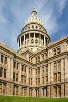 bâtiment de la capitale de l'état du texas photo