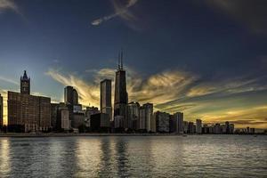Skyline de Chicago photo