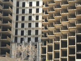 structure incomplète photo