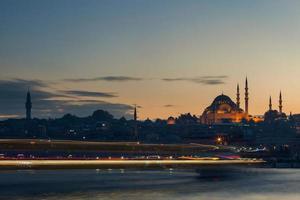 mosquée suleymaniye istanbul photo