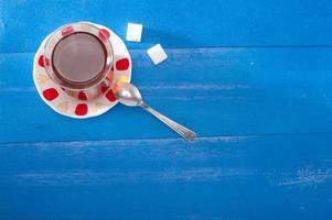 thé turc photo