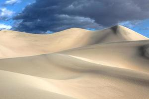 dunes de sable mesquite photo