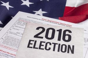 élection 2016 photo