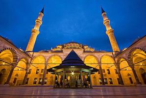 fatih mesquita photo