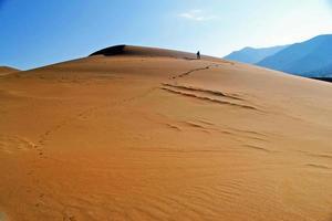 montagne de sable
