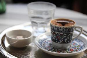 café turc