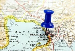 Manille, Philippines photo