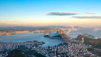 Rio de Janeiro, montagne du Pain de Sucre photo