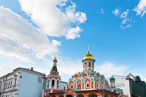 cathédrale kazan, moscou photo