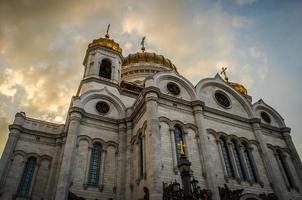 la cathédrale du christ sauveur
