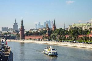 kremlin à moscou photo