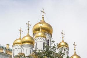 cathédrale de l'annonciation - moscou photo