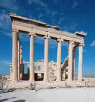 erechtheum (athènes, grèce) photo