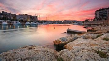 Zea Marina au Pirée, Athènes. photo