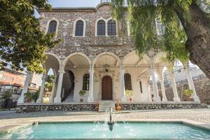 agios church voukolos photo