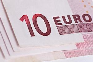 argent euro photo