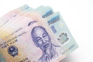 vietnam d'argent (dong)