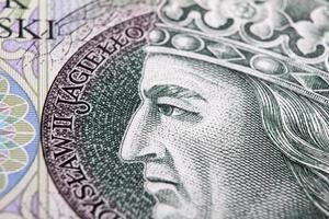 billet de banque 100 pln photo