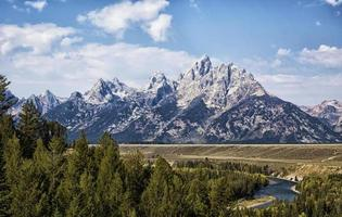 parc national de grand teton photo