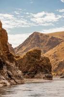 rivière canyon