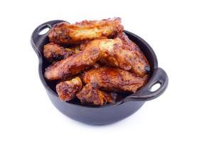 barbecue de poulet