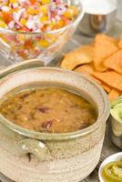 Chili végétarien photo