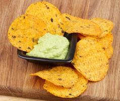 chips et guacamole
