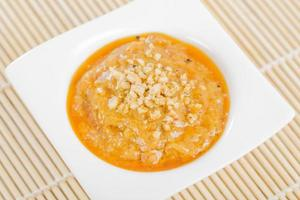 sauce satay photo