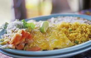 nourriture mexicaine photo
