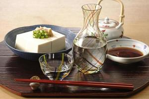 saké froid photo