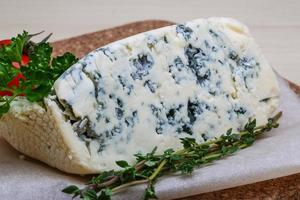 fromage bleu photo