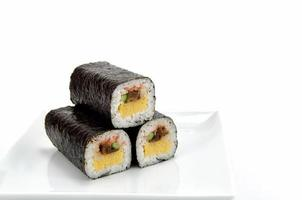 sushi roulé