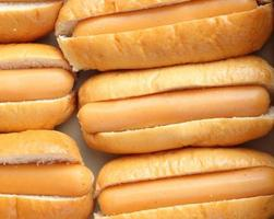 les hot-dogs