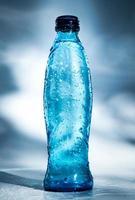 une bouteille d'eau photo