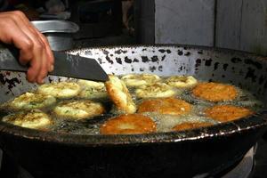 frites de rue photo