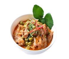 curry panang thaï photo