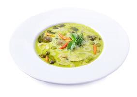 curry thaï photo
