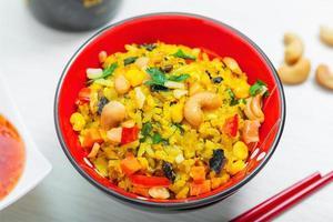 nourriture de riz