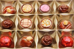 boîte de chocolat photo