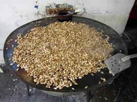 cuisson des graines photo