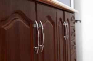 armoires de cuisine photo