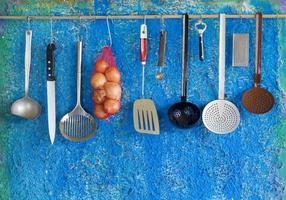 ustensiles de cuisine photo