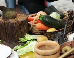 cuisine vintage photo