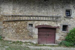 bugey, architecture typique. photo
